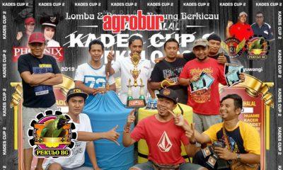 Jelang Kades Cup 2 Pekulo BC Feat Radjawali Banyuwangi