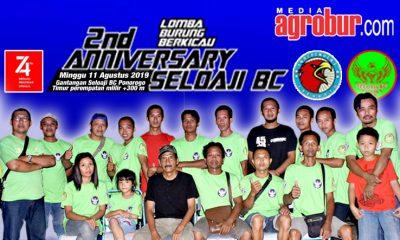 Jelang 2th Anniversary Seloaji BC Ponorgo
