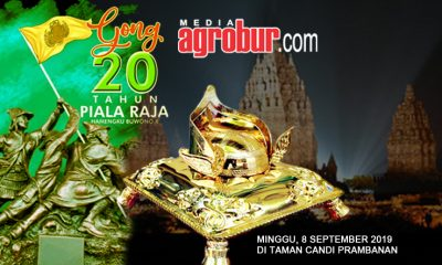 20 tahun Piala Raja Yogyakarta