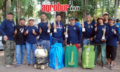 Liga Perkutut Batavia AF Cup 8 TMII Jakarta