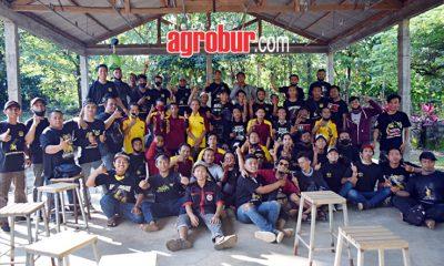 Laga M4 Taruna Jaya BC Jember