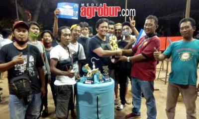 Jhon Dayat Cup 1 Jakarta