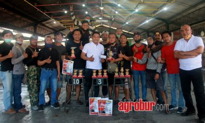 media agrobur sidoarjo launching new perkasa bc sidoarjo