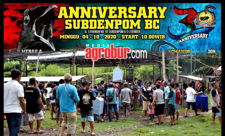 Latber Subdenpom BC Jember