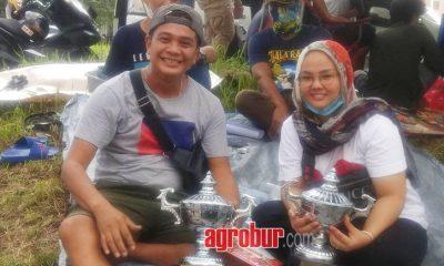 Mr Joko Emerald dan Istri