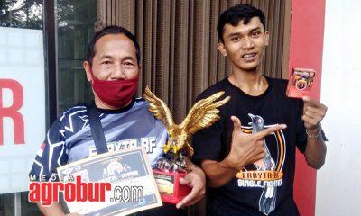 Lomba Sarang Walet Cup 3 Tangerang