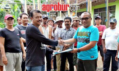 Pelantikan Ketua Pengcam Blimbingsari Banyuwangi