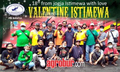 Duta PBI Jatim to Valentine Jogya