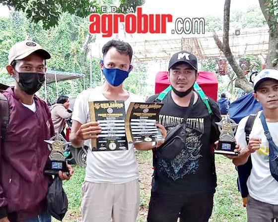 Cucak Hijau Chiko Mr Oncom Zain SF Jakarta