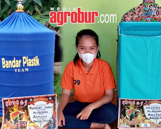 Duet No Comment dan Raja Bandit Nanang Bandar Plastik