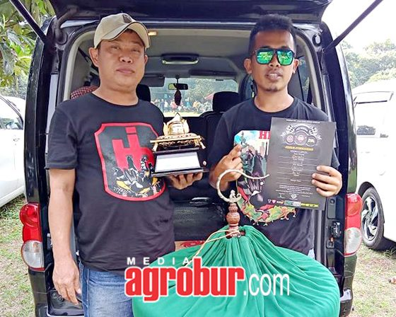 Murai Batu Trisula Hery IP Jakarta