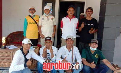 Latnil Halal Bihalal HG Cup 3 Klatakan Jember